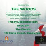 You Are Invited to the Ribbon Cutting for The Woods Cheboygan